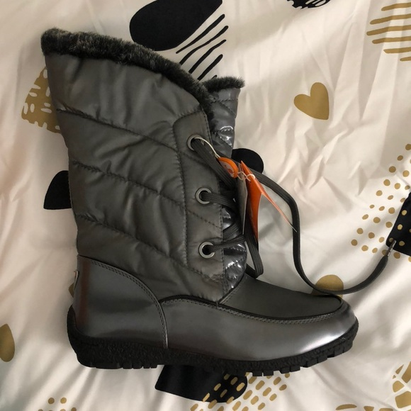 d3cedaa7292 Sporto Jamie Waterproof Lace-Up Boot NWT